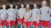 Medalowy weekend pływaków MAL WOPR