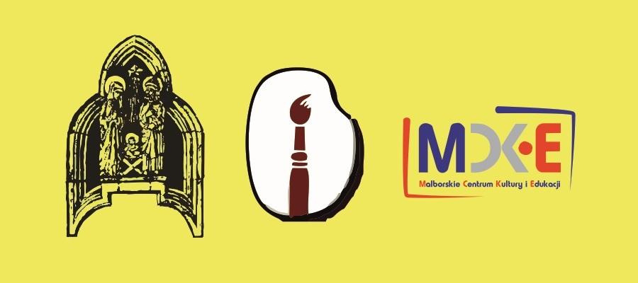logotypy: BNWSZ, Ogniska Plastycznego i MCKiE