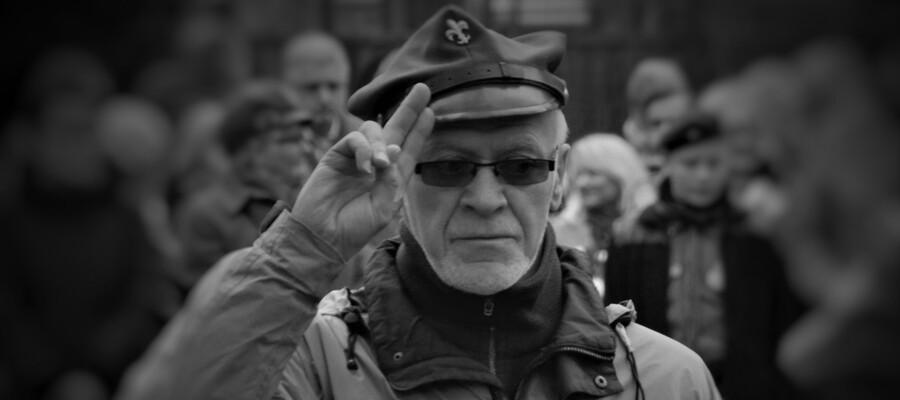 Ryszard Siekierski podczas obchodów Narodowego Święta Niepodległości