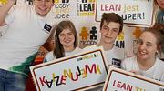 Uczniowie ZSP nr 3 w kolejnym etapie projektu Młody Lean Lider