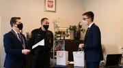 Uczniowie malborskich szkół nagrodzeni za udział w Finale XIII Olimpiady Wiedzy o Bezpieczeństwie