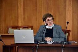 Pani Maria Kiełb-Stańczuk, autorka projektu planu zagospodarowania