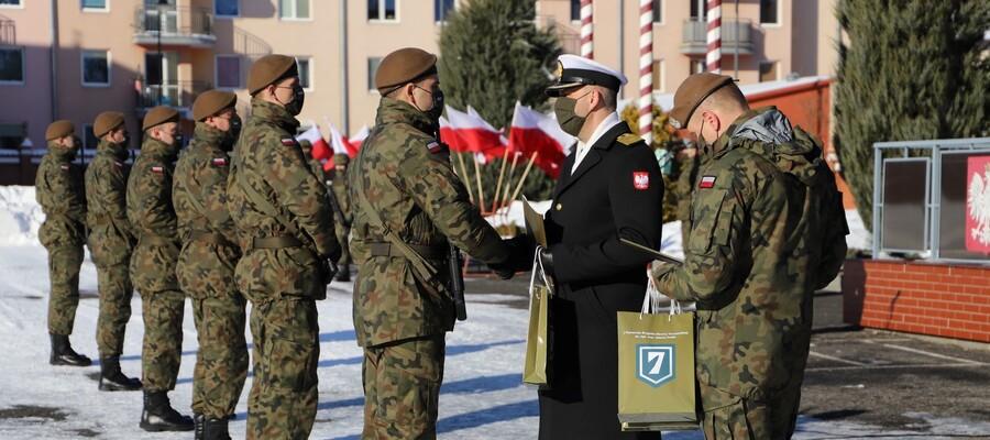 Przysięga Wojsk Obrony Terytorialnej