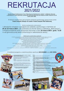 plakat z informacjami z tekstu