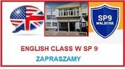 SP nr 9 zaprasza do klasy dwujęzycznej
