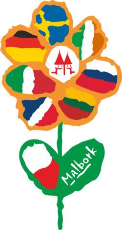 logo miast partnerskich