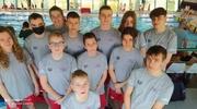 Pływacy MAL WOPR najlepsi w Giżycku