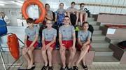 MAL WOPR w ostatnich rundach Ligi Wojewódzkiej w Pływaniu