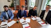 Pierwszy krok do taniej energii dla mieszkańców dzielnicy Kałdowo