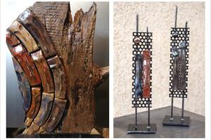 Wystawa rzeźby Rafała Rachańskiego w Novej Galerii