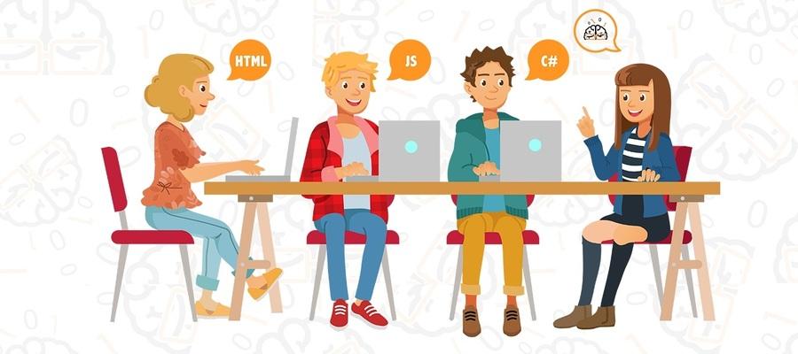 """""""Szkoła z Gigantami"""" – zapisz się na bezpłatne ogólnopolskie webinarium z dziedziny programowania i matematyki"""