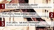 """6. edycja Spacerów z Przewodnikiem """"Malbork - Fundamenty Historii"""""""