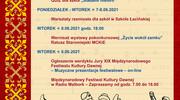 """Przed nami XIX Międzynarodowy Festiwal Kultury Dawnej """"Wspólne Dziedzictwo Kultury"""""""
