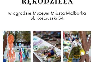 Letni Jarmark Rękodzieła w Muzeum Miasta Malborka