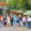 Kapituła Konkursu Malborski Mistrz Biznesu z wizytacją w Dino Parku