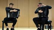 Koncert zespołu Face 2 Face na finał Malborskich Warsztatów Akordeonowych