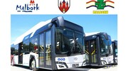 Pierwsze elektryczne autobusy wyjadą w weekend na ulice Malborka
