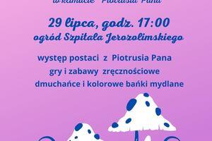 Malborskie Centrum Kultury i Edukacji zaprasza do Krainy Nibylandii