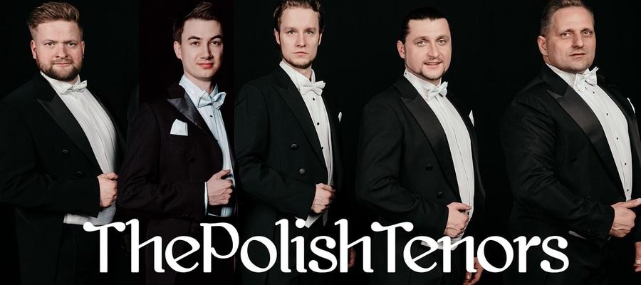 21 sierpnia koncert The Polish Tenors
