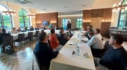 Rada Gospodarcza spotkała się w Hotelu Malbork DeSilva
