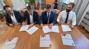 """""""Rozwiązania energetyczne zapewniające neutralność energetyczną oraz zerowy ślad węglowy dla miasta Malborka"""" - podpisano list intencyjny"""