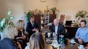 Spotkanie na temat współpracy z Sölvesborgiem