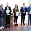 "Nagrody Burmistrza Miasta Malborka dla lekkoatletów SKS ""Sokół"""