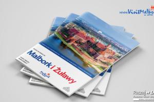 """Głosujmy na folder turystyczny """"Ruszaj w drogę na Malbork i Żuławy"""""""