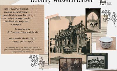 Miejskie muzeum zaprasza do dzielenia się pamiątkami